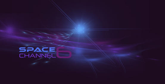Flare Brushes - Space Channel 6 Photoshop brush