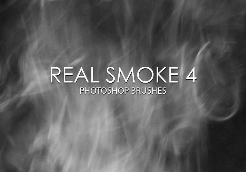 Free Real Smoke Photoshop Brushes 4 Photoshop brush