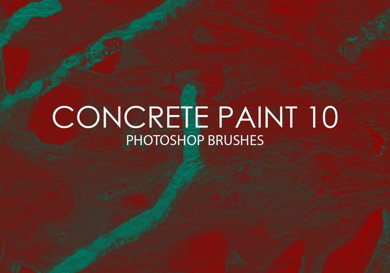 Free Concrete Paint Photoshop Brushes 10 Photoshop brush