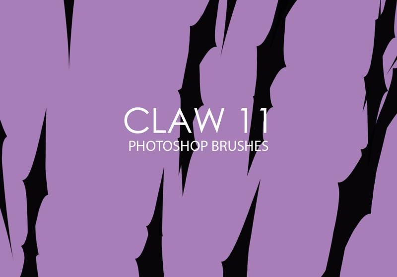 Free Claw Photoshop Brushes 11 Photoshop brush
