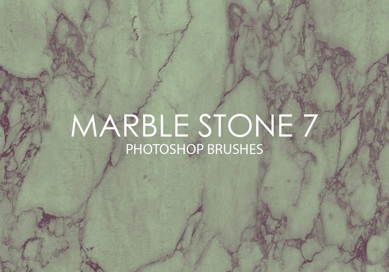 Free Marble Stone Photoshop Brushes 7 Photoshop brush