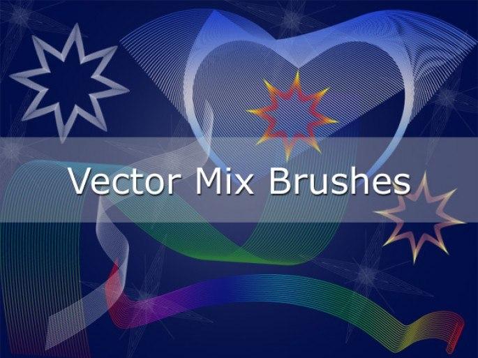 Vector Brushes Photoshop brush