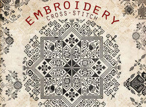 Embroidery Photoshop brush