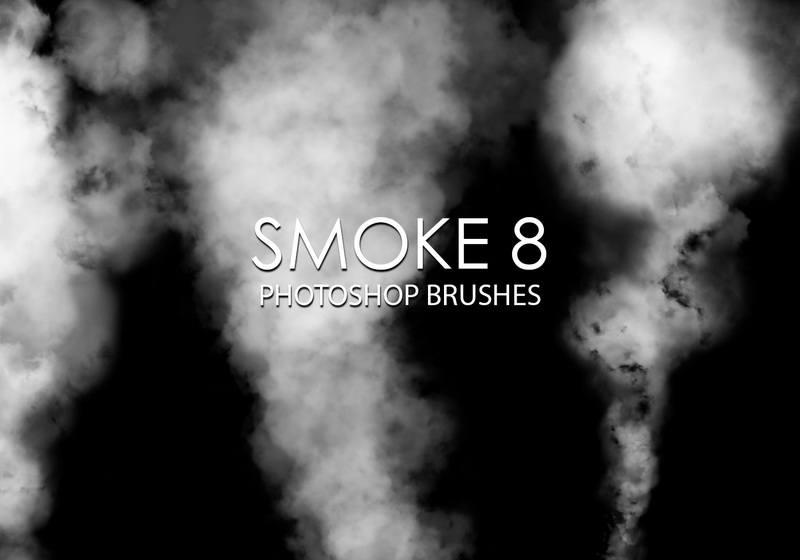 Free Smoke Photoshop Brushes 8 Photoshop brush