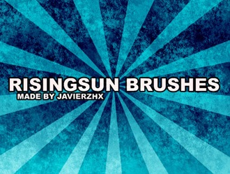 Risingsun Brushes Photoshop brush