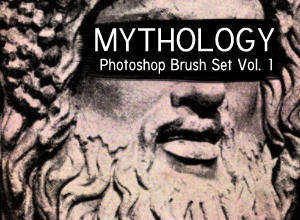 Mythology Vol. I Photoshop brush