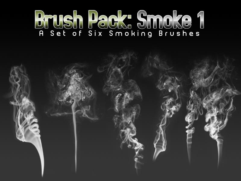 Smoke Brushes Photoshop brush