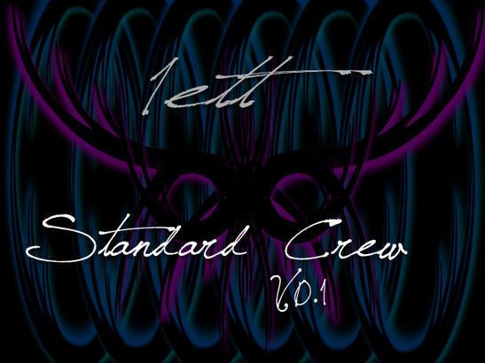 Standard  Crew Photoshop brush