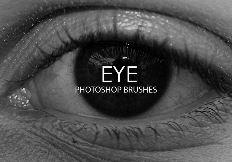 Free Eye Photoshop Brushes Photoshop brush