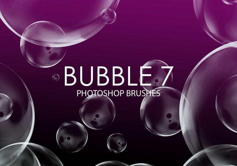 Free Bubble Photoshop Brushes 7 Photoshop brush