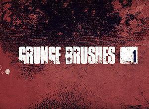 WG Grunge Brushes Vol1 Photoshop brush