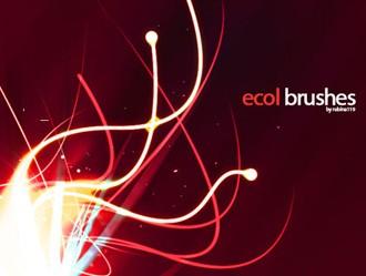 Ecol Brushes Photoshop brush