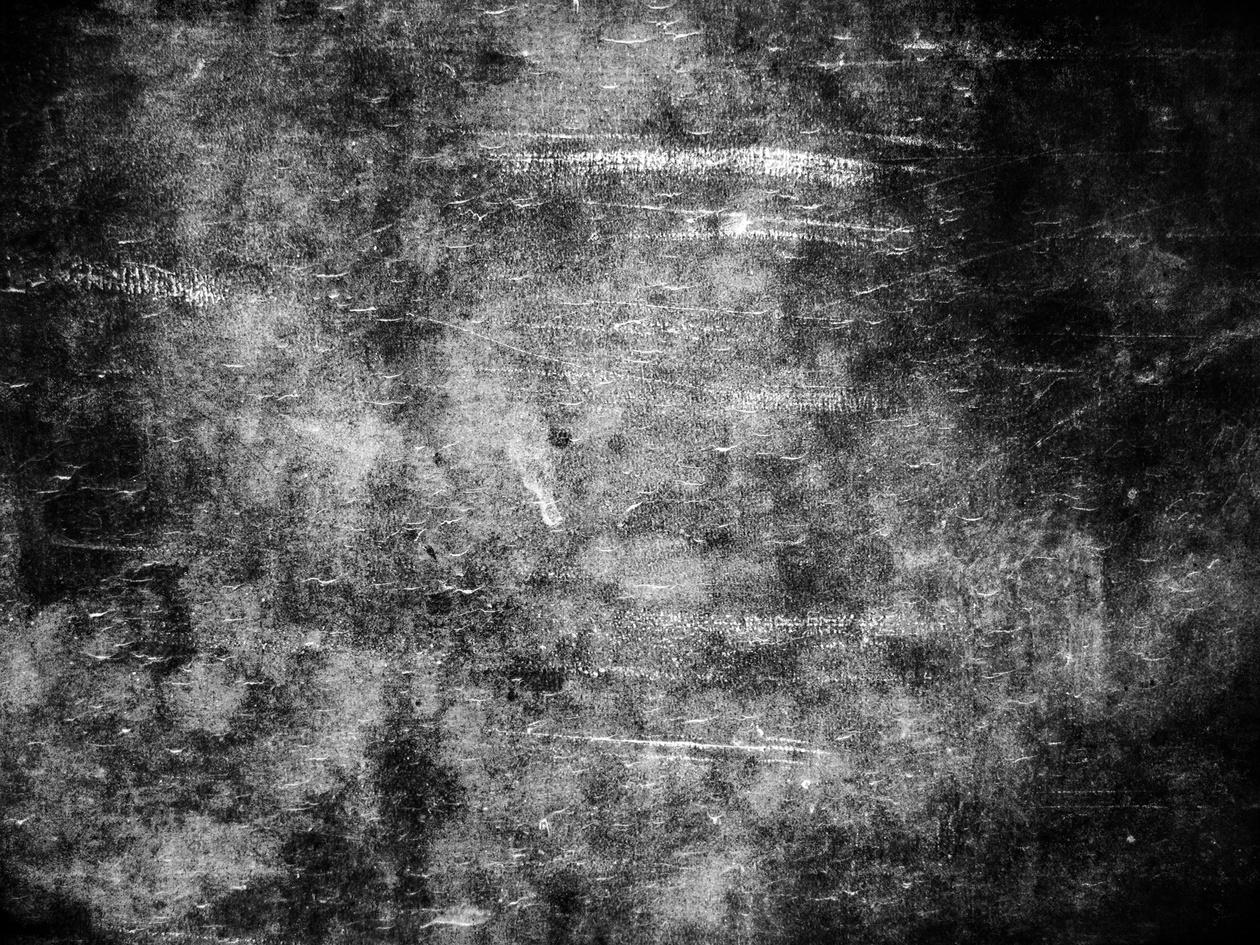 Black and white grunge texture Photoshop brush