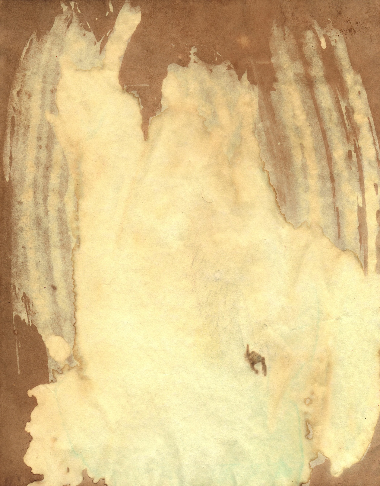 Bleached paper texture Photoshop brush