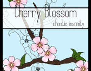Cherry Blossom Photoshop brush