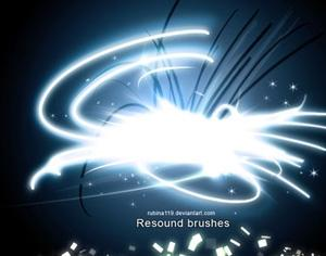 Resound Brushes Photoshop brush