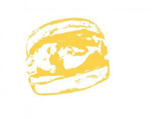 Burger Brush  Photoshop brush