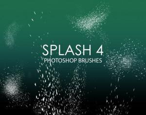 Free Splash Photoshop Brushes 4 Photoshop brush