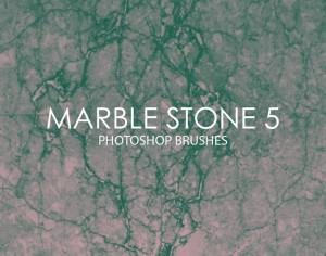 Free Marble Stone Photoshop Brushes 5 Photoshop brush