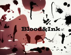 Splatter Brush and Blood Brush Pack Photoshop brush