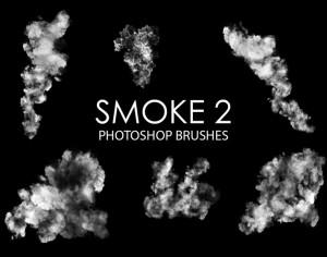 Free Smoke Photoshop Brushes 2 Photoshop brush