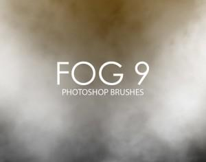 Free Fog Photoshop Brushes 9 Photoshop brush