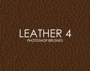 Free Leather Photoshop Brushes 4 Photoshop brush