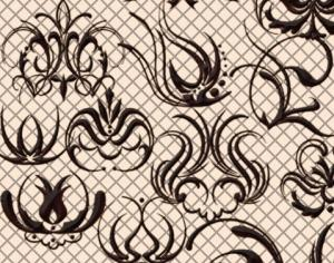 Ornamental Designs Photoshop brush