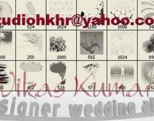 HKHR - Miscellaneous Brushes  Photoshop brush