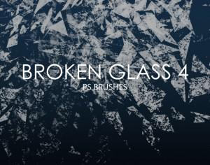 Free Broken Glass Photoshop Brushes 4 Photoshop brush