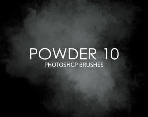 Free Powder Photoshop Brushes 10 Photoshop brush