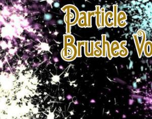 Hi-Res Particle Brushes Vol. 3 Photoshop brush