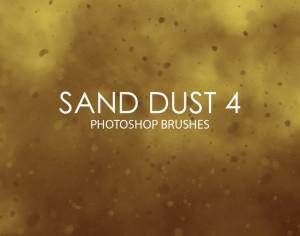 Free Sand Dust Photoshop Brushes 4 Photoshop brush