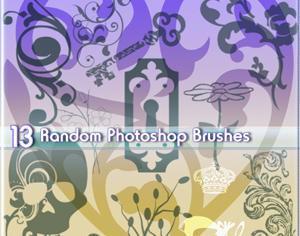 Random Ps Brushes Photoshop brush
