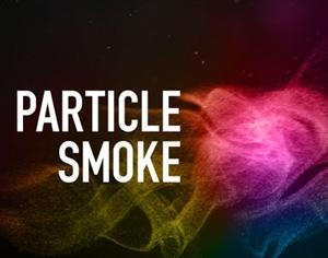Particle Smoke Brushes Photoshop brush