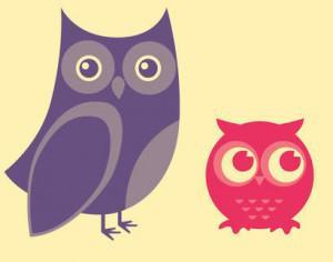 Cartoon Owl Brushes  Photoshop brush