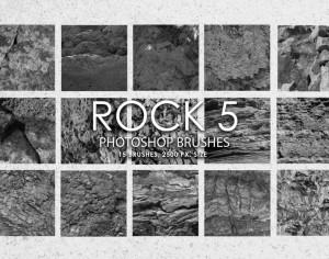 Free Rock Photoshop Brushes 5 Photoshop brush