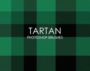 Free Tartan Photoshop Brushes Photoshop brush