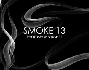 Free Smoke Photoshop Brushes 13 Photoshop brush