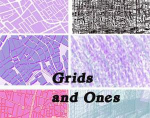 grids and ones  Photoshop brush