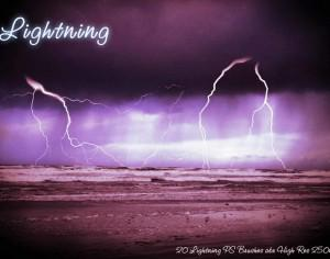 Lightning PS Brushes abr Photoshop brush