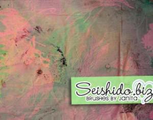 FREE Seishido.biz Fantasy Brushes Photoshop brush