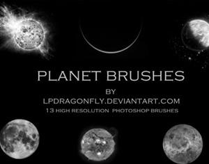 Planet Brushes Photoshop brush
