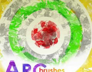 Arc Brushes Photoshop brush