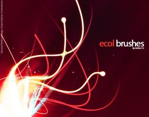 Ecol Brushes Photoshop brush