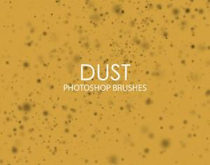 Free Dust Photoshop Brushes Photoshop brush