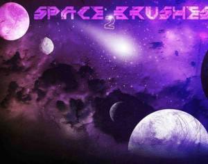 Space Brush Pack 2 Photoshop brush