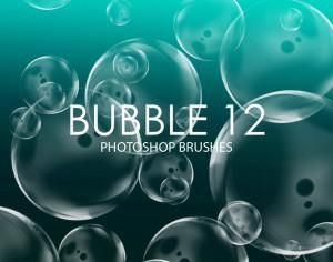 Free Bubble Photoshop Brushes 12 Photoshop brush