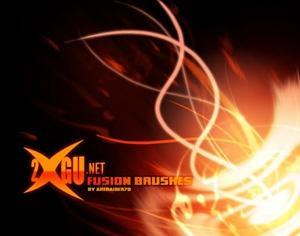 Fusion Brushes Photoshop brush