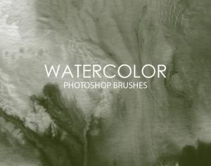 Free Watercolor Wash Photoshop Brushes 9 Photoshop brush